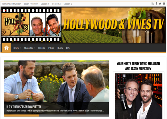 Hollywood and Vines TV