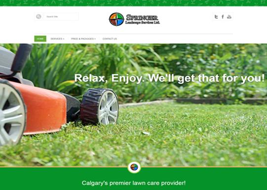 Springer Landscape Services Ltd